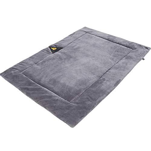 Decke für Haustiere, selbstheizend, für Hunde, Bett für Haustiere, aus Baumwolle, mit 4...