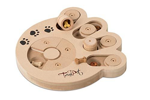 TrendPet Intelli - Intelligenzspielzeug in Tatzenform für Hunde