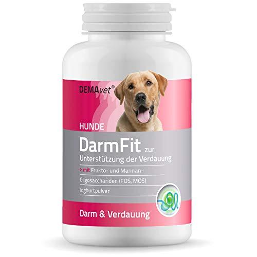 DEMAvet® DarmFit Nahrungsergänzungsmittel für Hunde Verdauung Magen Darm | Von Tierärzten entwickelt...