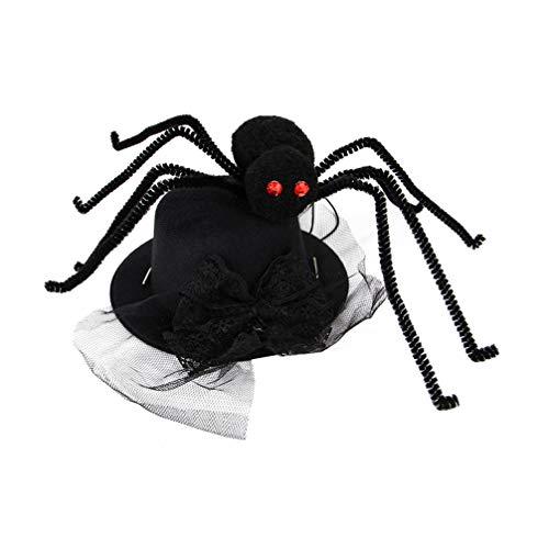 Balacoo Katze Hund Halloween kostüme hüte Haustier kostüme spinnenkostüm Hut für Hunde Haustiere...