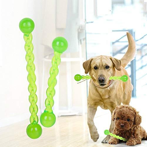 Carry stone Kauspielzeug für Hunde, unzerstörbares Hundespielzeug für Aggressive Kauer, Zahnreinigung,...