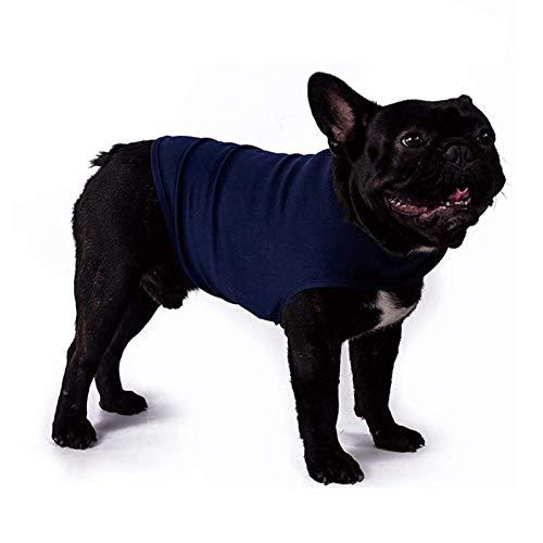 WingFly Hundemantel Beruhigungsweste Hund Anxiety Shirt Stressabbau für Hunde Angst Hundeangst Jacke...