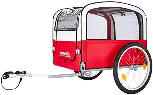 red CYCLING PRODUCTS Hundeanhänger XL red/Grey 2020 Fahrradanhänger