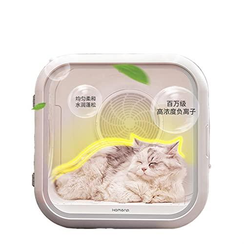Föhn 39 Grad Kabine Haustier Trocknungsbox Automatische Katze Haartrockner Hunde Wasser Treibmaschine...