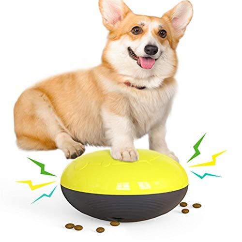 WUHUAROU Dog Chew Toy Ungiftige Pressgeräusche können Lebensmittel auslaufen Flugscheiben Dog...
