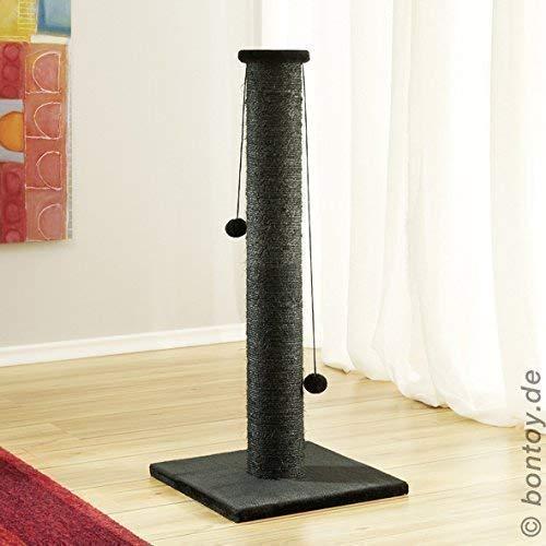 Bontoy Katzen-Spiel-Stamm Paul schwarz 90cm