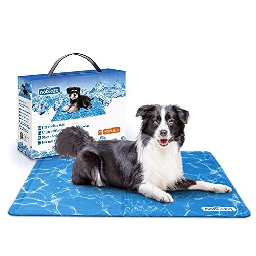 Nobleza - Kühlmatte Hunde Selbstkühlend Ungiftige Gelauflagen Welpe Katzenbett Kühlmatratze im Sommer,...