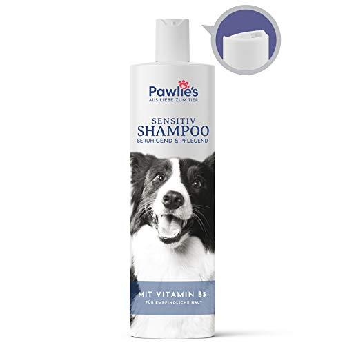 Pawlie's Natürliches Hundeshampoo für alle Hunderassen und Welpen   Hundeshampoo gegen Juckreiz,...