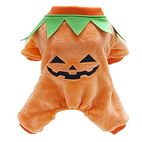 OocciShopp Hundekleidung, Haustier Hund Halloween Kostüm Niedlicher Kleiner Welpe Katzenkleidung...