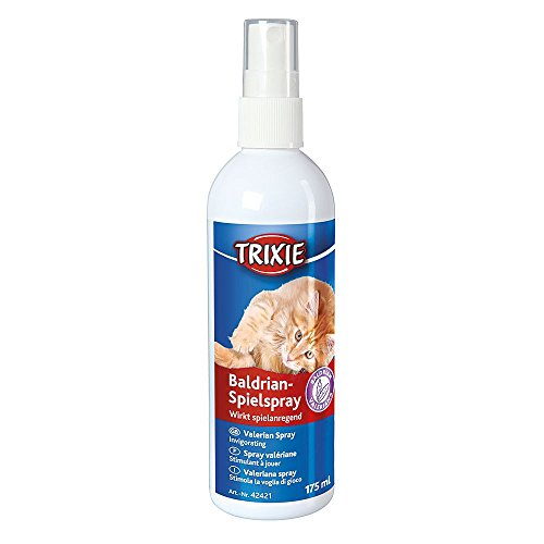 TRIXIE 42421 Baldrian-Spielspray