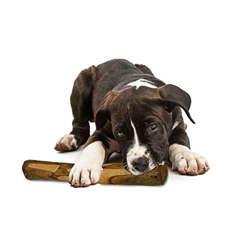 PetLove Olivenholz Kauholz Kauknochen für Hunde – Natürlicher, Nicht splitternder Kauspaß für die...