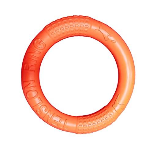 Dr&Phx Für Spielzeug Pet Flying Discs Hundetraining Ring Puller Bissfest Schwimmspielzeug Welpe Outdoor...