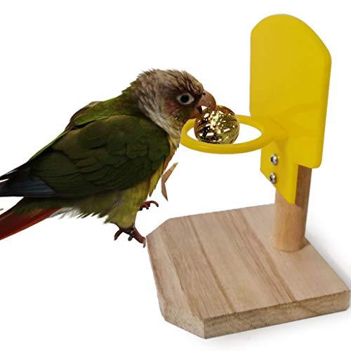 Chenso Papagei Spielzeug, Papagei Puzzle Training Intelligenz Entwicklung Spielzeug Mini Korb...