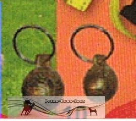 AKAH - Ortungsglöckchen 30 mm
