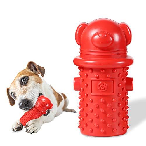 VECELA Kauspielzeug Hund, Unzerstörbares Hundespielzeug Robuster Naturkautschuk Kauspielzeug Hund...