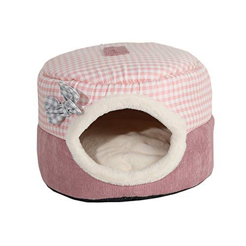 Katzenhöhle Hundehöhle Kleine Hunde Haustierbetten Für Katzen Hund Schlafsofa Hundekomfortbett...
