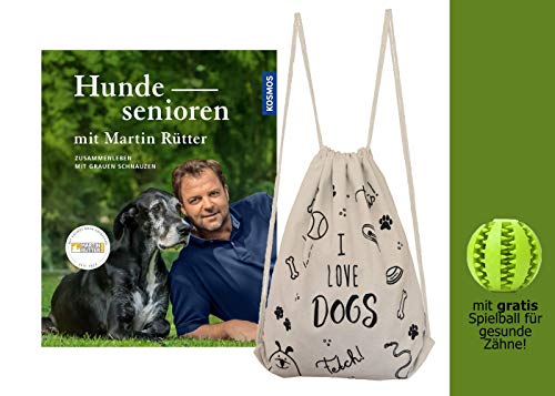 YellowMedia Hundesenioren mit Martin Rütter: Zusammenleben mit Grauen Schnauzen + Beutel & gratis...