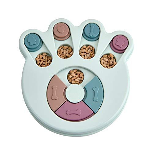 DERCA Hundespielzeug Intelligenz, Hund Interaktives Spielzeug Hundefutter Spielzeug, Puzzle-Spielzeug...