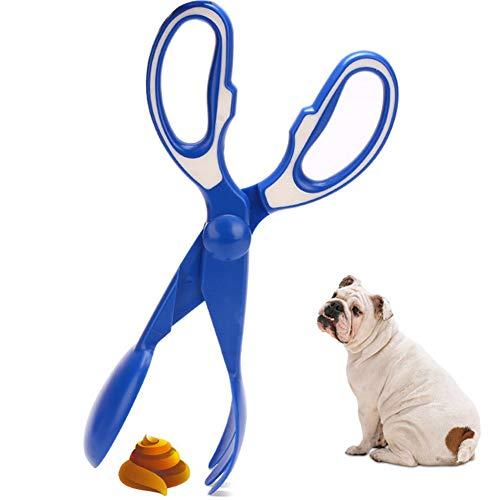 shuxuanltd Pooper Scooper Hundekotschaufel Abfalltasche für Haustiere Hundekotschaufeln Poo Entferner...