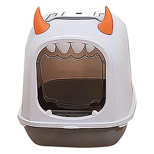 PP-Wurfbox mit voller Flip-Abdeckung, komplett eingeschlossener eingebauter Deodorant, große...