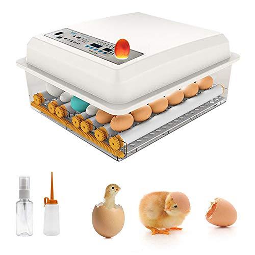 Automatischer Eierbrutschrank, automatischer digitaler Brutkasten mit Temperaturregelung Automatisches...