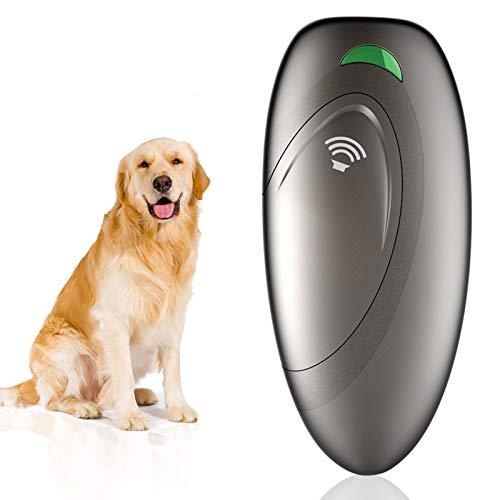 VINSIC Anti-Bellen-Gerät, Ultraschall-Hundebellen - Sichere und Schmerzfreie Hunderkontrolle für den...