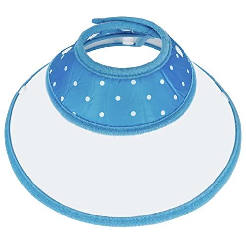 Vivifying Haustier Halskrause, Verstellbar von 17-23 cm Leichtgewicht Schutzkragen für Welpen, Kleine...