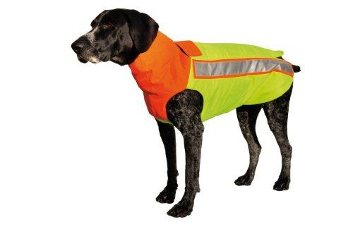 HUBERTUS Hunde Schutzweste mit Kevlar Gr. XL