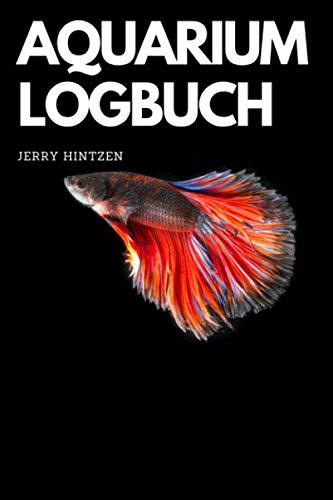 Aquarium Logbuch: Notiere die wichtigsten Wasserwerte. Aquascape & Nano Aquaristik Zubehör. Aquarium...