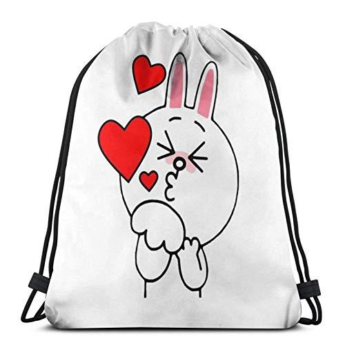 WH-CLA Drawstring Bags Nette Hund Lagerung Cinch Taschen Einzigartige Männer Leichte Strandtasche Frauen...