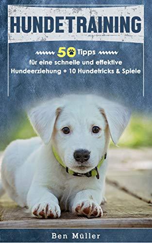 Hunderaining: 50 Tipps für eine schnelle und effektive Hundeerziehung + 10 Hundetricks & Spiele