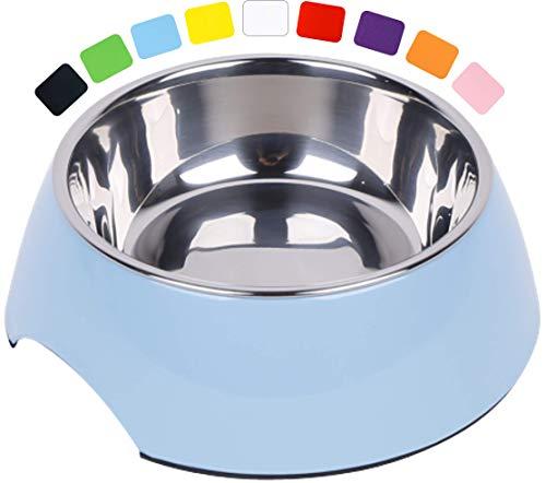 DDOXX Fressnapf, rutschfest | viele Farben & Größen | für kleine & große Hunde | Futter-Napf Katze |...
