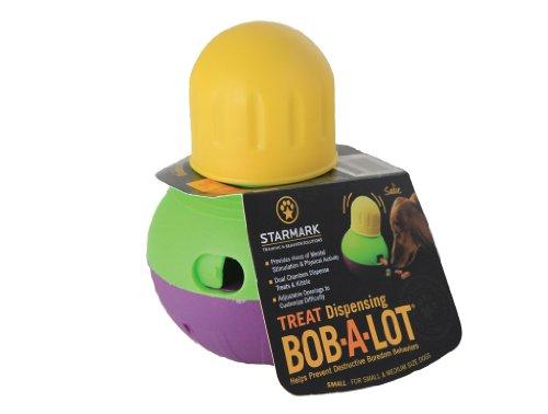 StarMark bob-a-Lot Interaktives Hundespielzeug