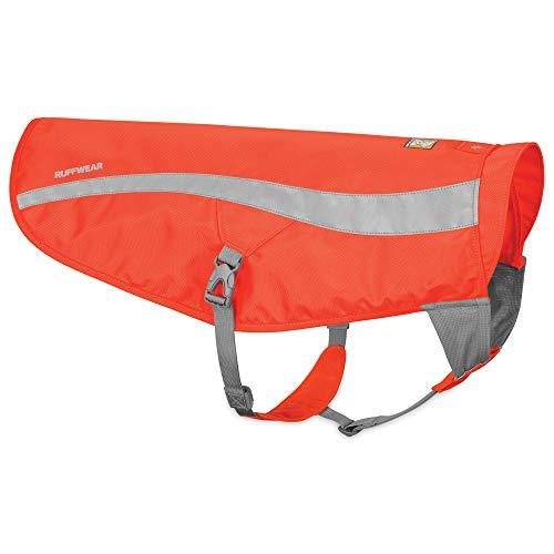 Ruffwear Sicherheitsjacke für Hunde, Hohe Sichtbarkeit, Reflektierend, Jagd- und Arbeitshunde, Kleine...