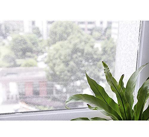 Langlebiges Fiberglas-Fensternetz, einfach zu schneiden und zu installieren, Fensterschutz für Katzen,...