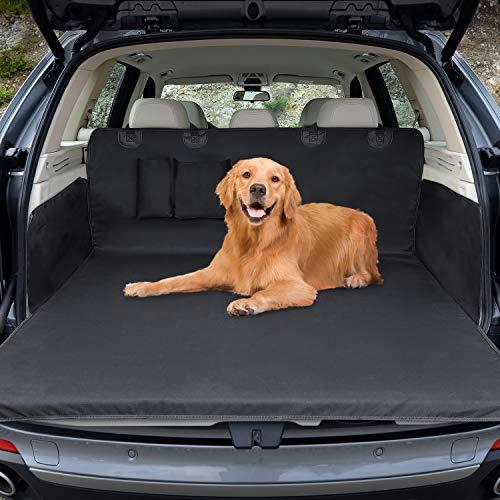 Wimypet Universeller Kofferraumschutz, Kofferraumdecke für Hunde Wasserdichter Kofferraum Hundedecke...