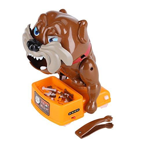 WolfGo Hundespielzeug - Flake Out Bad Dog Bones Karten Tricky Toy Games für Eltern-Kind-Kinder Spielen...