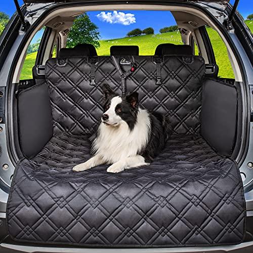 Meadowlark® Kofferraumschutz für Hunde - Wasserdicht! Kofferraum Hundedecke für Auto, Kombi, Van &...