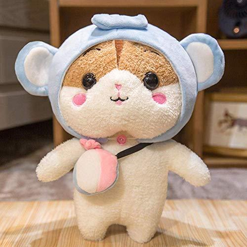 JIAL Homedecor 25 / 35Cm Netter Shiba Inu Hund Plüsch-Spielzeug Kreative Cosplay Hund gefüllte Puppe...