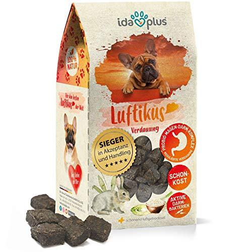 Ida Plus Luftikus - unterstützt die Darmflora vom Hund & fördert die gesunde Verdauung vom Hund - mit...