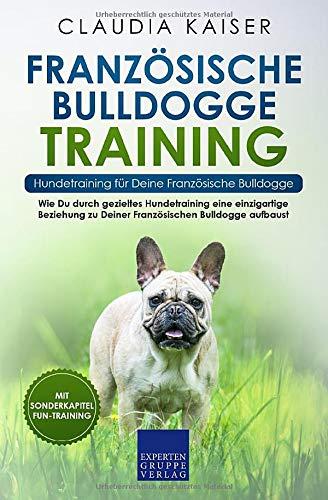 Französische Bulldogge Training – Hundetraining für Deine Französische Bulldogge: Wie Du durch...