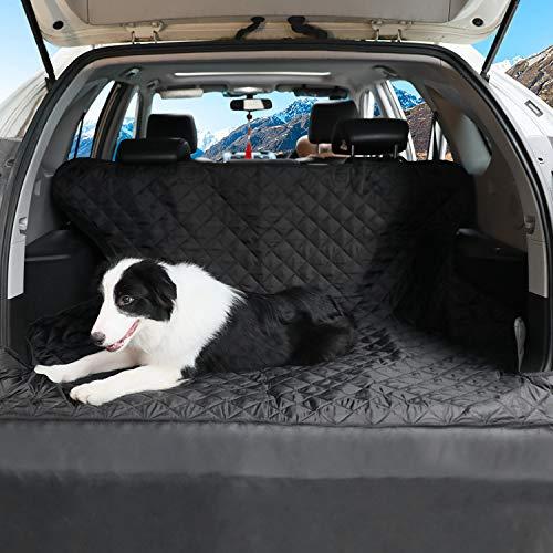 Autositzbezüge für Hunde, gesteppt, rutschfest, wasserdicht, gegen Schmutz und Kratzer, passend für...