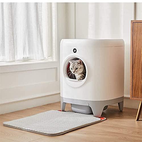 MOME Roboter-Mülltonne Automatisches Reinigungsgerät Katze Gesundheit Erkennung Automatisches...