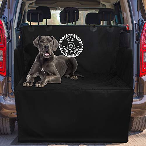 Universal Kofferraumschutz Hund, rutschfeste Auto Kofferraum Schutzmatte für Hunde, Wasserabweisende...