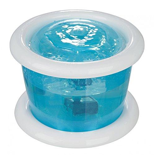 Trixie Bubble Stream Wasserspender (3 l) (blau/weiß)