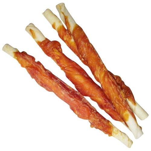 Hähnchenfilet Stangen 6 x 200 g schonend getrocknet fettarm gut bekömmlich ca. 12 cm