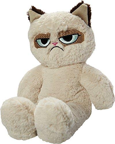 Rosewood 14019.0 Hochwertiges Plüsch-Hundespielzeug von Grumpy Cat, mit eingearbeitetem Squeaker, Höhe:...