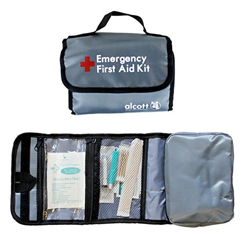 FabaCare Erste Hilfe Set für Hunde, Haustiere und Menschen, 47 Teile in praktischer Tasche,...