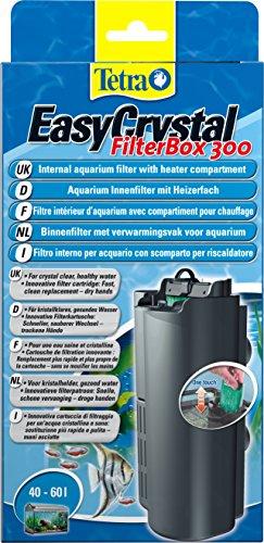Tetra EasyCrystal Aquarium Filterbox 300 - Filter für kristallklares gesundes Wasser, einfache Pflege,...