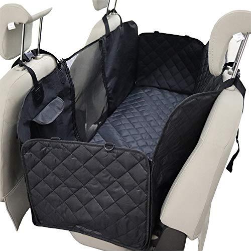 Hundedecke für Auto Rückbank Autoschondecke für Hunde Wasserfester Rücksitz Sitzbezug Autodecke für...